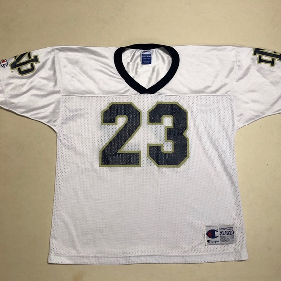 lowest price 95539 eb866 Notre Dame - Vintage Golden Tate Youth Jersey 🏈